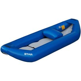NRS STAR Seminole I Inflatable Kayak blue